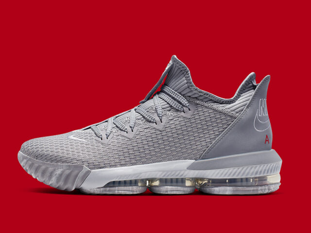 559397da00f5a LeBron pays homage to OSU with this special make up of the LeBron 16 Low