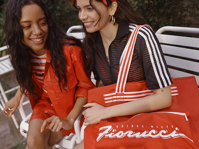 adidas Originals and Fiorucci release another collection this weekend