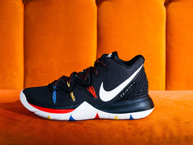 new concept f7a90 57ec3 Kyrie s There For You  Nike KYRIE 5  FRIENDS . Read more