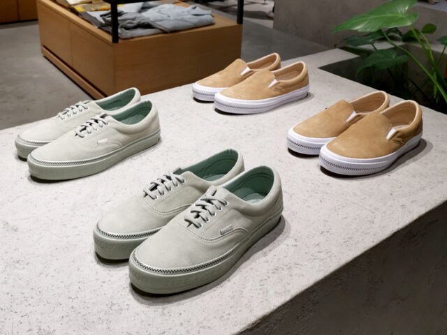 Vans Vault and Commonwealth release their first ever collaboration this weekend