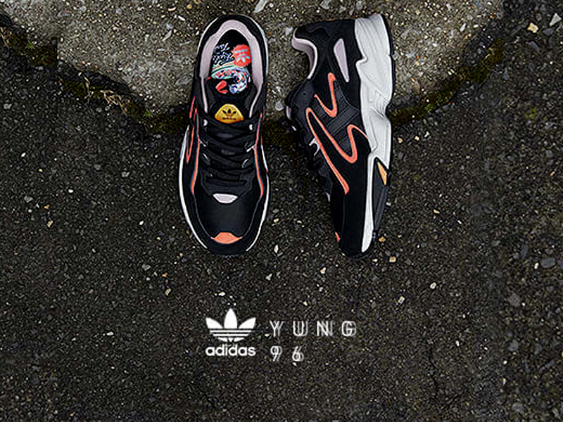 113ee8f8eec adidas debuts the Yung-96 Chasm this Saturday - Sole Movement - Your ...