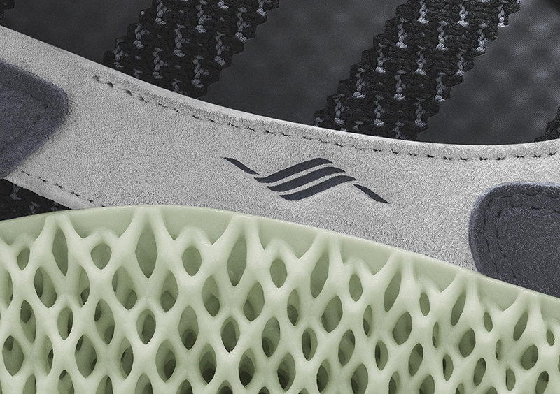 Automated Precision: the adidas ZX 4000 4D 'Kelvin' drops