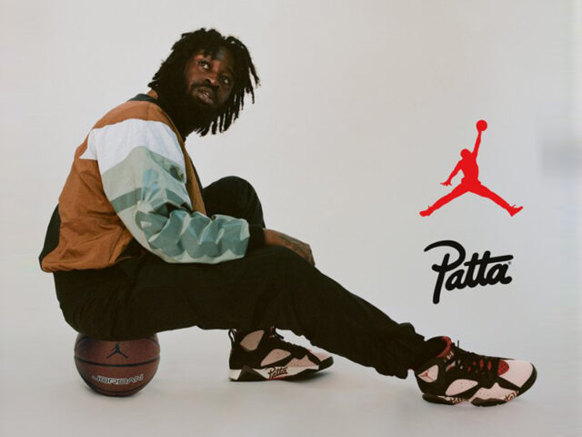 The PATTA x Jordan Collection is dropping this weekend