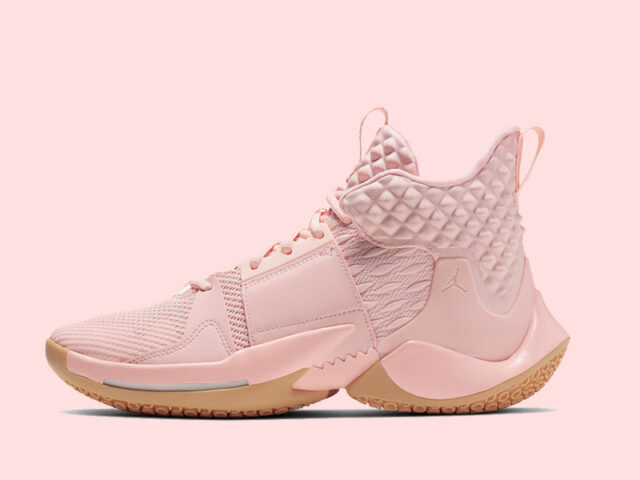 Jordan Brand brings out the Why Not Zer0.2 'Cotton Shot'