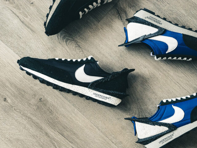 The UNDERCOVER x Nike Daybreak drops this weekend