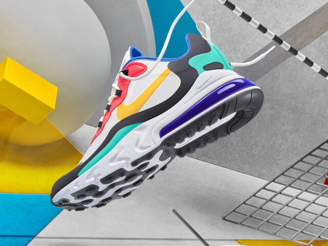 new styles a358e 7392a Nike introduces the Air Max 270 React