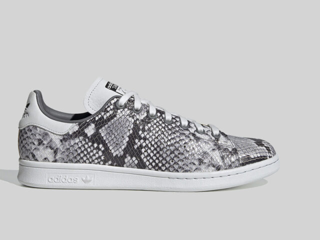 adidas Originals adds another snakeskin pattern to another classic