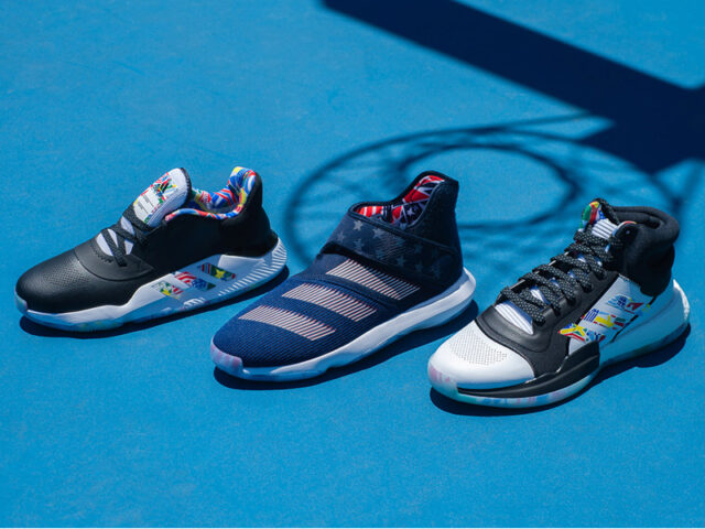adidas Basketball releases the Ball Around the World collection