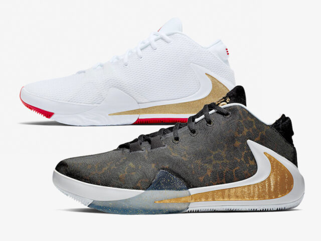 Nike releases two more colorways of the Zoom Freak 1 this weekend