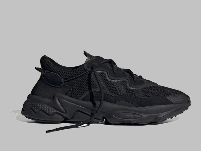 Out Now: adidas OZWEEGO 'Triple Black'