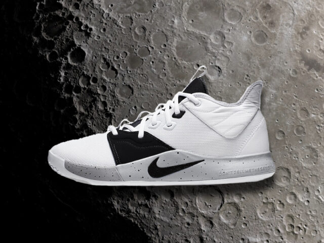 Out Now: Nike PG 3 EP 'Moon Surface'