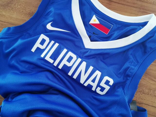 FOR FLAG & COUNTRY: Nike and SBP unveil the new kits for Gilas Pilipinas