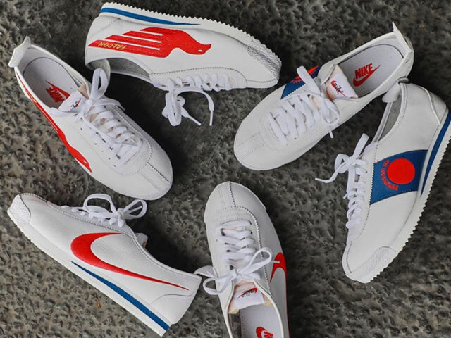 Nike strolls down memory lane with their 'Shoe Dog' Pack