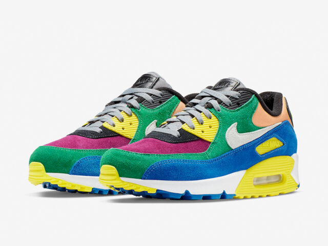 Nike releases the Air Max 90 'Viotech 2.0'