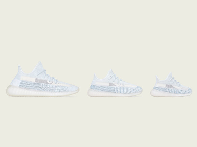 YZY SZN: adidas YEEZY BOOST 350 V2 'Cloud White' drops this weekend