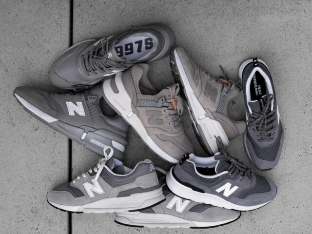 New Balance celebrates Grey Day this September 5