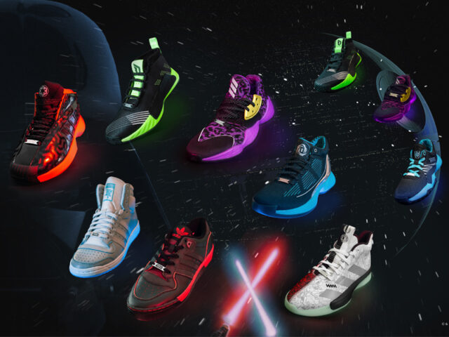 adidas just announced their 2019 STAR WARS collection