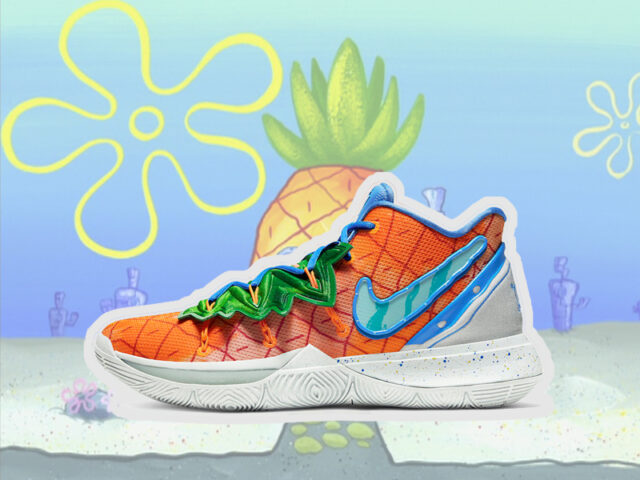 Release Reminder: Nike Kyrie 5 'Pineapple House'