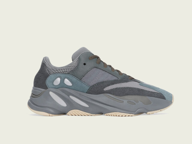 Release Reminder: adidas YEEZY BOOST 700 'Teal Blue'