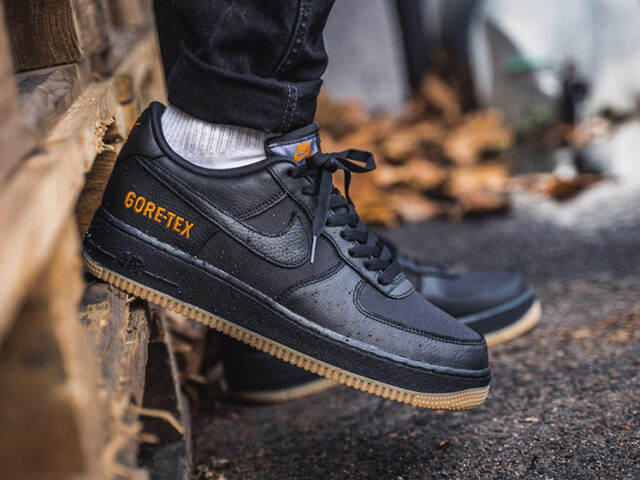 FORCE FRIDAYS: Nike brings out more Air Force 1s this season