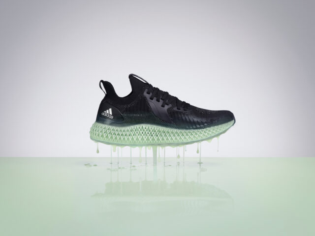 adidas adds reflective uppers to the ALPHAEDGE 4D this season