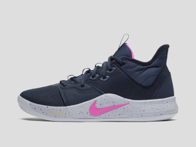 Out Now: Nike PG3 EP 'Obsidian'