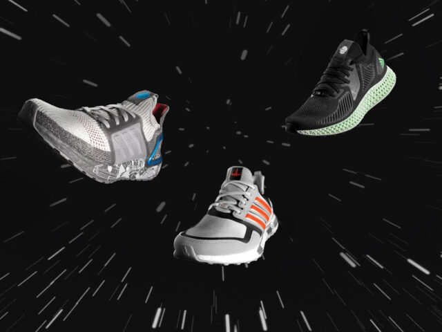 The adidas x STAR WARS 'Space Battle' Pack drops this Thursday