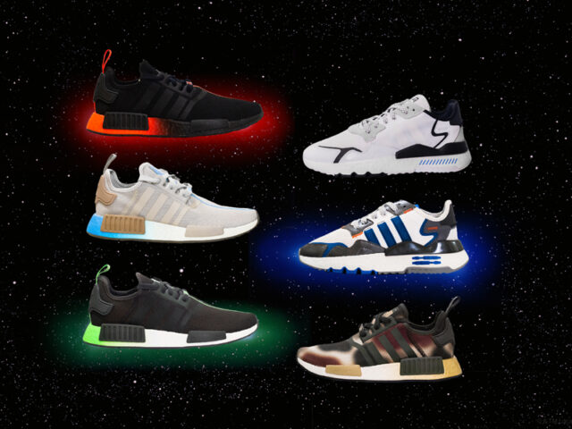 The adidas x Star Wars 'Characters' Pack is Available Now