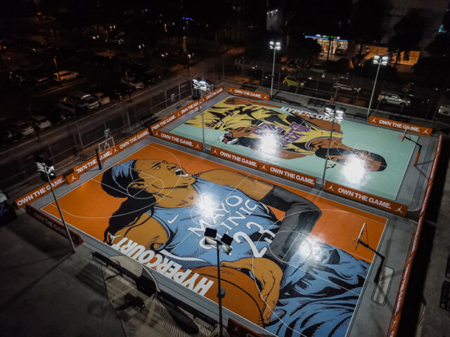 One Last Time: Nike commemorates closure of Nike Hyper Court BGC with Community Basketball Event