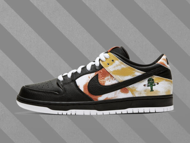 For SB: Nike SB releases a new Dunk Low SB 'Roswell Rayguns'