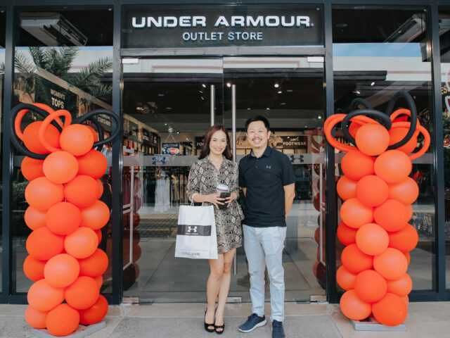 In Time For The Holidays: Under Armour Outlet Store