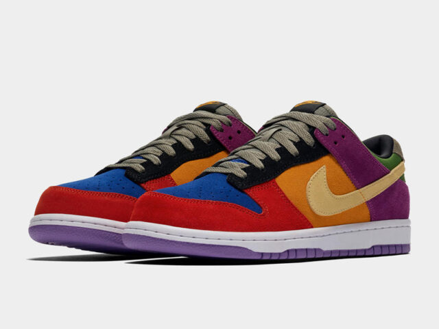 The Nike Dunk Low 'Viotech' is back