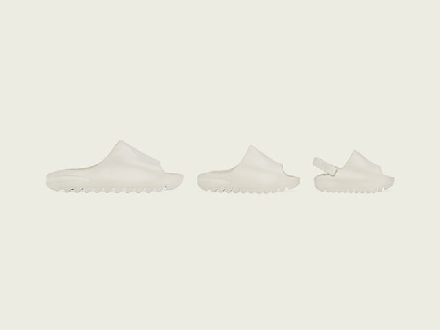 YZY SZN: The adidas YEEZY SLIDE is HERE